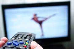 À télécommande - danse de raie Image libre de droits