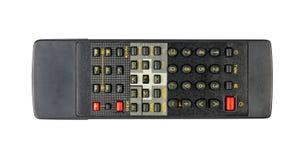À télécommande de TV d'isolement Photographie stock libre de droits
