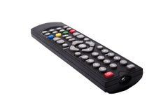 À télécommande de TV d'isolement sur le fond blanc Avec couper la PA Photographie stock libre de droits