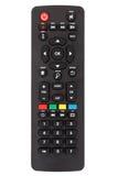 À télécommande du boîtier décodeur TV d'Android d'isolement Images stock