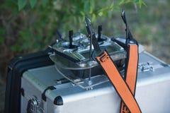 À télécommande pour des hydroplanes Photos stock