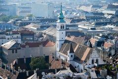 À Vienne photo libre de droits