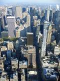 á avenida de acima, New York Foto de Stock Royalty Free