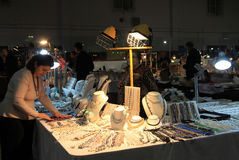 2á Toronto anual Jem e mostra mineral Foto de Stock Royalty Free