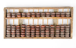 Ábaco chinês Imagem de Stock Royalty Free
