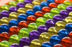 Ábaco colorido imagenes de archivo
