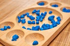 Ábaco de Montessori para contar imagens de stock royalty free