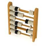ábaco do brinquedo 3d Imagem de Stock Royalty Free