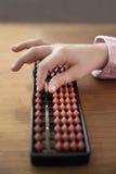 Ábaco japonês Fotografia de Stock