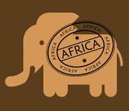 África Fotografía de archivo