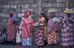ÁFRICA COMORES ANJOUAN Foto de Stock Royalty Free