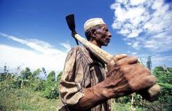 ÁFRICA LOS COMORO ANJOUAN Imágenes de archivo libres de regalías