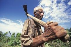 ÁFRICA LOS COMORO ANJOUAN Imagenes de archivo