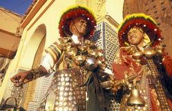 ÁFRICA MARROCOS C4MARRAQUEXE Imagens de Stock Royalty Free