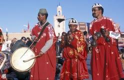 ÁFRICA MARROCOS C4MARRAQUEXE Fotos de Stock Royalty Free