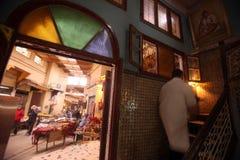 ÁFRICA MARROCOS FES Foto de Stock Royalty Free