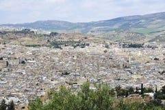 África, Marruecos, ciudad Fes del rey Foto de archivo libre de regalías