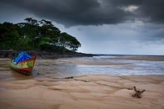 África, Sierra Leone, Freetown Imagen de archivo
