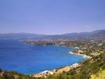 Ágios Nikolaos Fotografia de Stock