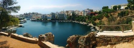 Ágios Nikolaos Foto de Stock