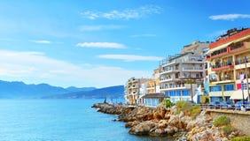 Ágios Nikolaos crete fotos de stock royalty free