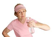 A água é saudável Imagens de Stock