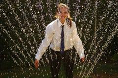 A água é vida imagens de stock royalty free