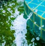 Água Fotografia de Stock
