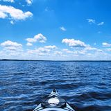 Água aberta Fotos de Stock Royalty Free