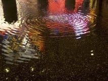 Água abstrata 1 Foto de Stock Royalty Free