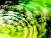 Água abstrata brilhante ilustração do vetor