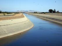 Água agrícola Imagens de Stock