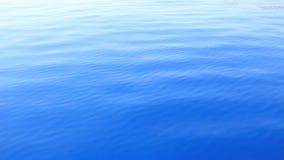 Água azul video estoque