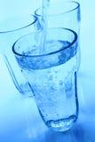 Água bebendo foto de stock royalty free