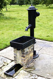 Água-bomba Foto de Stock