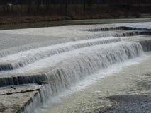 A água cai no bavaria imagens de stock
