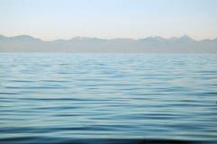 Água calma imagem de stock royalty free