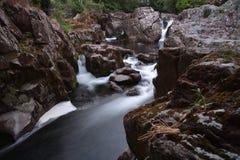 Água causando um crash Foto de Stock Royalty Free