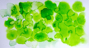 Água color1 Imagens de Stock Royalty Free