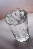 Água congelada Foto de Stock Royalty Free