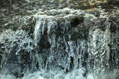 Água congelada Imagens de Stock