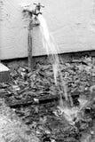 Água corrente Imagem de Stock