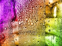 Água da abstracção imagens de stock