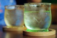 Água da bebida Imagem de Stock