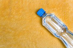 Água da bebida quando exercício Imagem de Stock Royalty Free