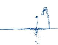 Água da dança Imagem de Stock