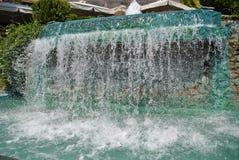 Água da fonte Fotos de Stock Royalty Free