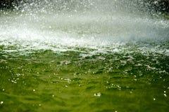 Água da fonte Imagens de Stock Royalty Free