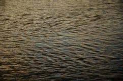 Água da textura Fotos de Stock