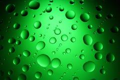 Água das gotas Foto de Stock Royalty Free